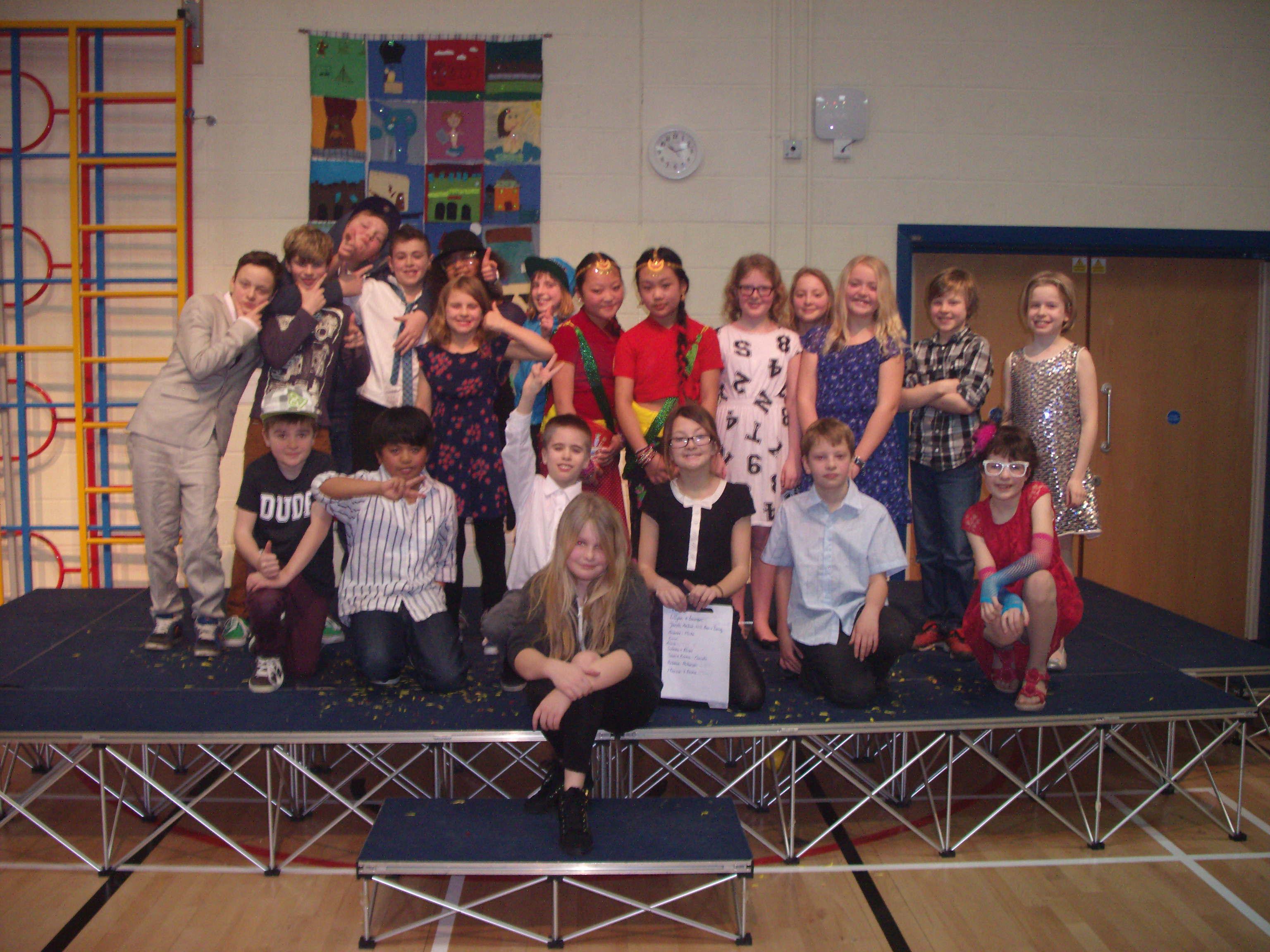 St Oswald S Got Talent Results St Oswald S Ce Primary
